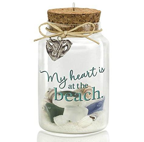 Beach Jar Ornament