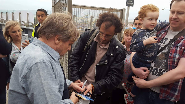 mark hamill southend on sea