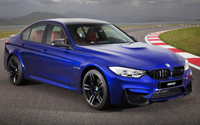 BMW M3 2016 - recall