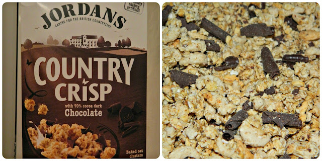 Jordan's Country Crisp with Chocolate