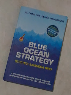 Buku Blue Ocean Strategy