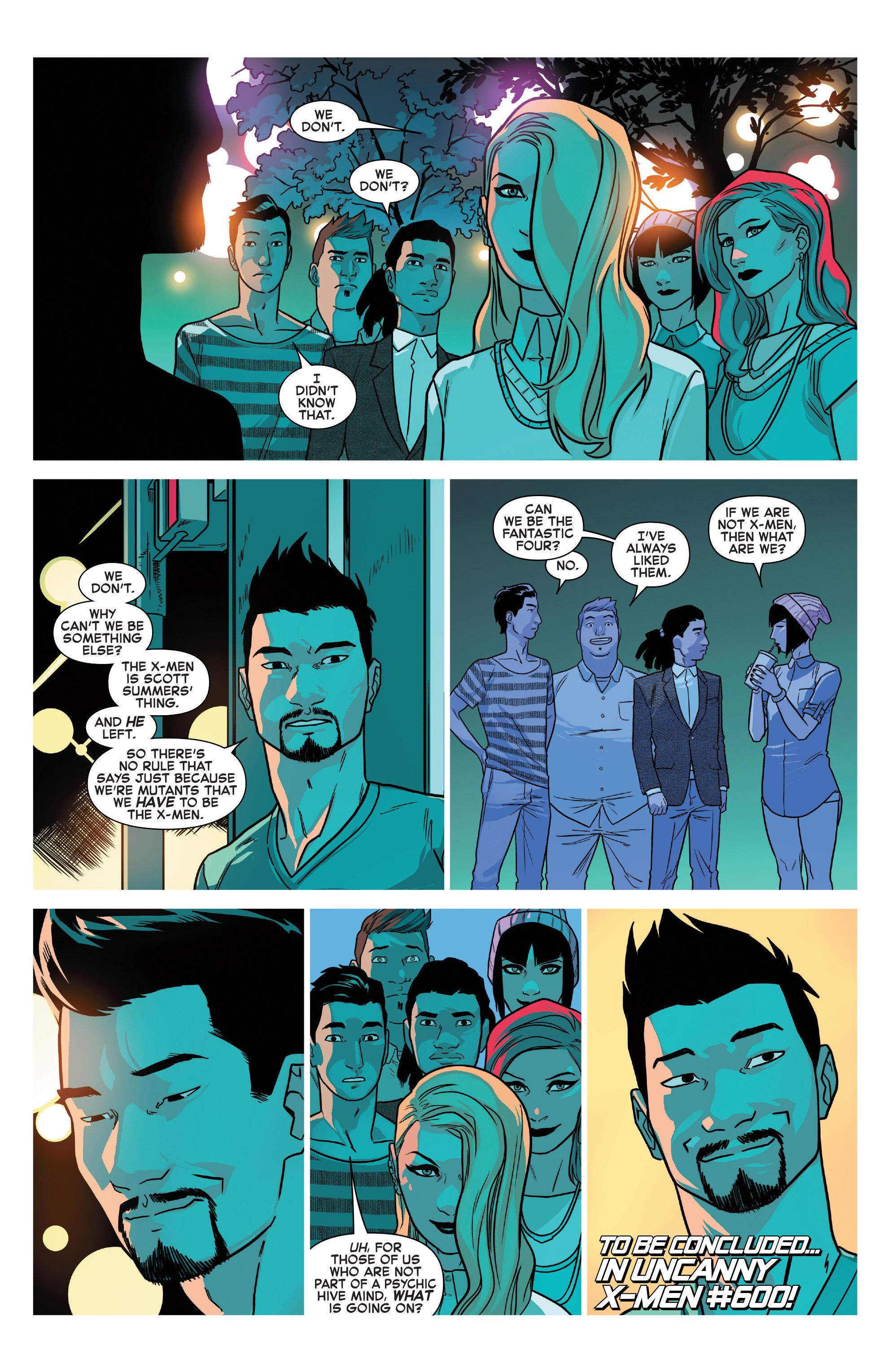 Read online Uncanny X-Men (2013) comic -  Issue #34 - 18
