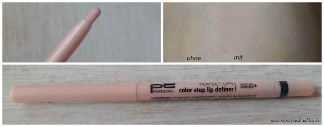 p2 Perfect Lips Color Stop Lip Definer