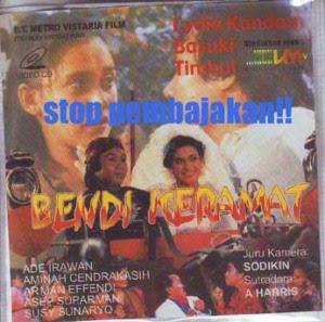 BENDI KERAMAT (1988) WEB-SD
