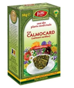 Calmocard – solutia naturista pentru ameliorarea durerilor cardiace, in forma de ceai si capsule