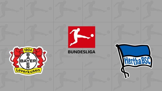 Hertha Bayer Leverkusen