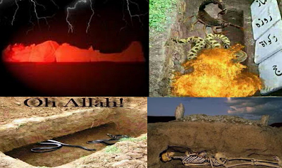 Macam-Macam Adzab Kubur Yang Bikin Merinding