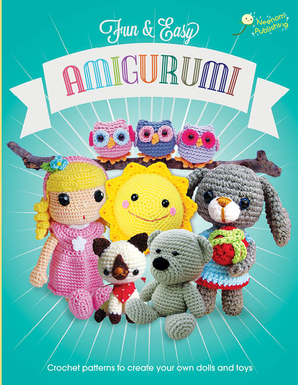 Beginner Amigurumi Crochet Patterns - Tips - A More Crafty Life | 792x612