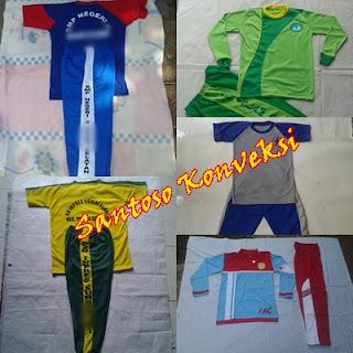 Harga kaos seragam olahraga sekolah murah