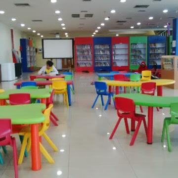Yuk, Ke Perpustakaan Umum Daerah Jakarta yang  Ramah Anak