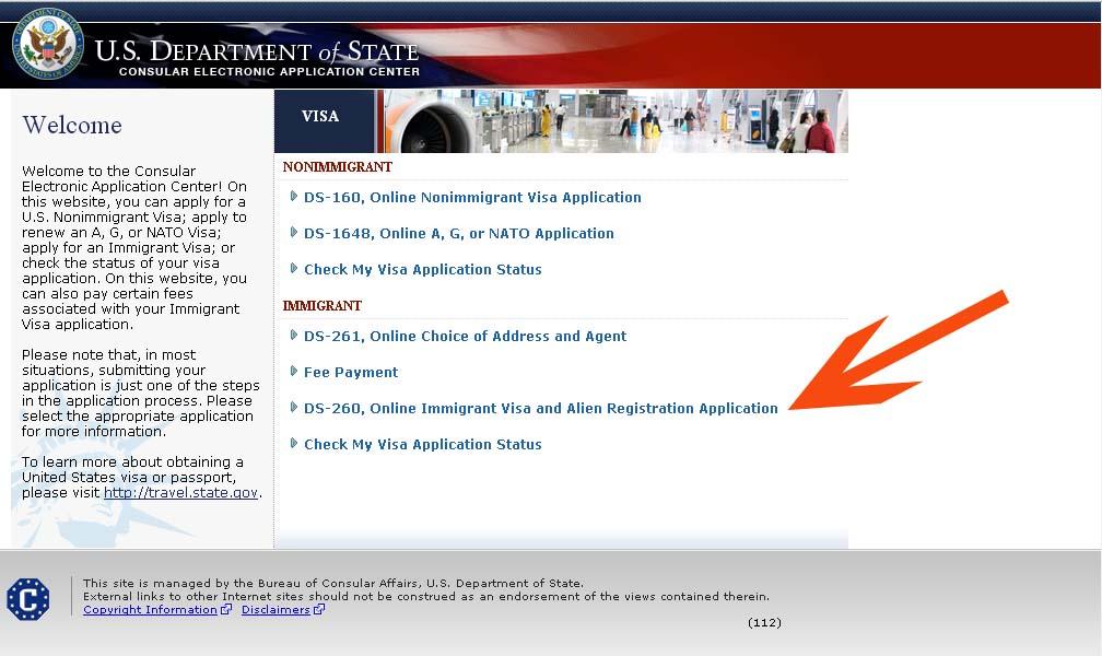 Pdf ds form 260 online