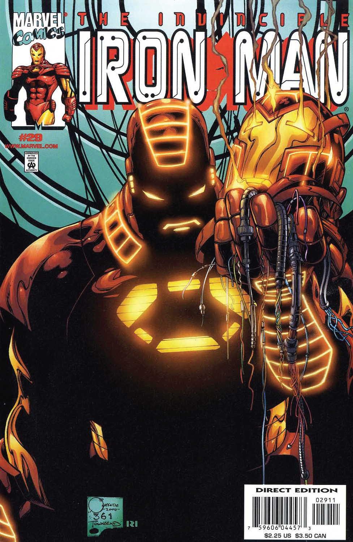 Iron Man (1998) 29 Page 1