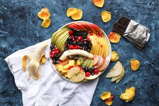 Kenali Pola Makan Sehat Agar Hidup Lebih Bahagia