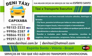 Deni Taxi - Espírito Santo