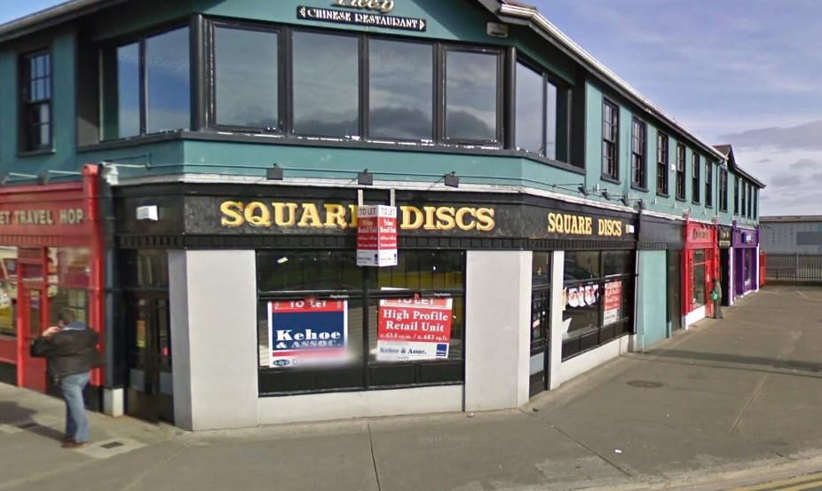 Square Discs