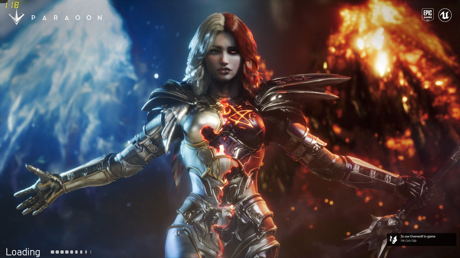 PARAGON, Game MOBA baru dengan gameplay anti-mainstream! - 47BAPF blogspot~