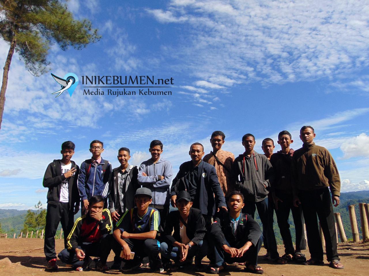 Jurnalis SMA Muhammadiyah Kebumen Diajak Liputan Potensi Wisata Kebumen