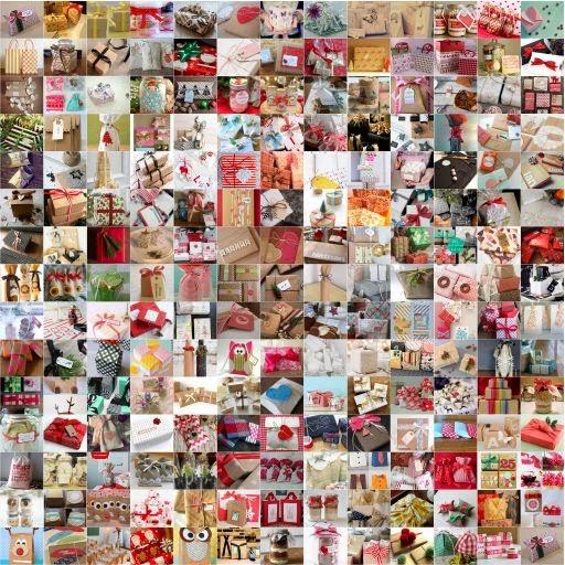 Inspiracje: Pakowanie prezentów