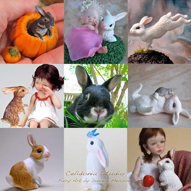 Emily Musa tra i Conigli di Celidonia
