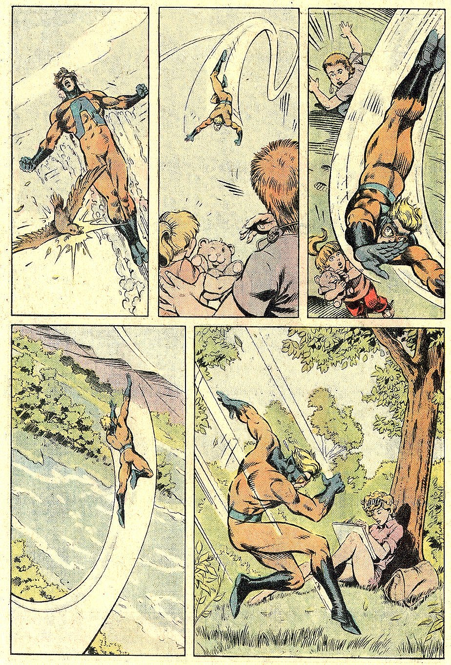 Read online Secret Origins (1986) comic -  Issue #39 - 4