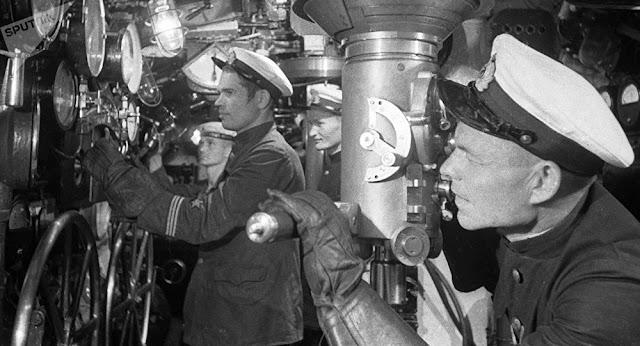 Submarino soviético