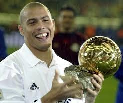 Ronaldo fenómeno de Brasil