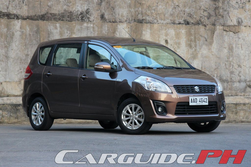 New Ertiga Vs Grand Veloz Toyota Yaris Trd Sportivo Terbaru Review 2015 Suzuki 1 4 Glx A T Philippine Car News