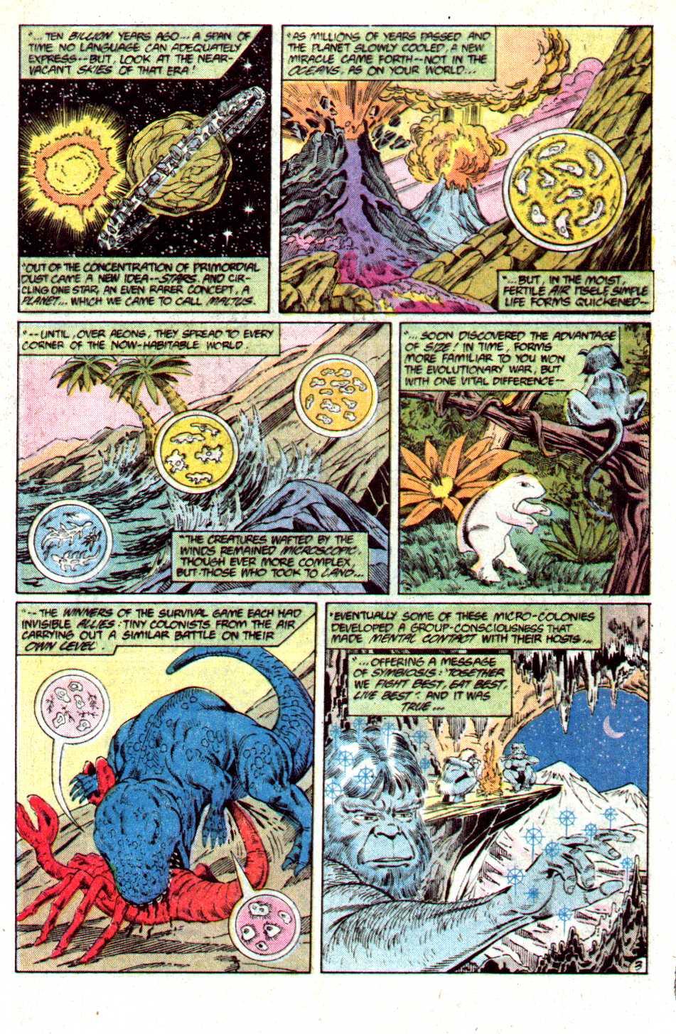 Read online Secret Origins (1986) comic -  Issue #23 - 4