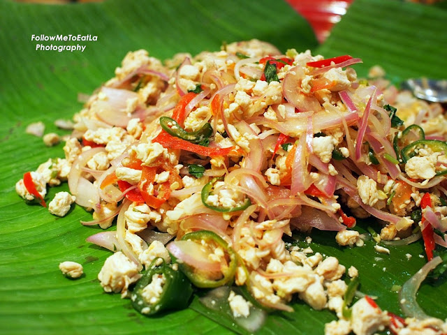 Assorted Kerabu - Soo Hoon, Daging, Mangga Muda & Seafood, Ayam & Kacang Panjang
