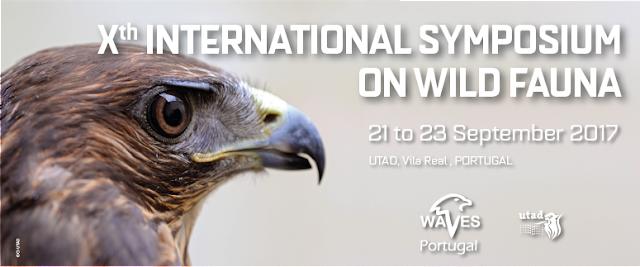 Participação no 10º Simpósio Internacional sobre Fauna Selvagem