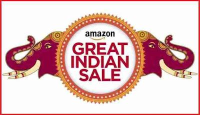 Amazon Great Indian Festival Sale!! Starts from 24th - 28th October.