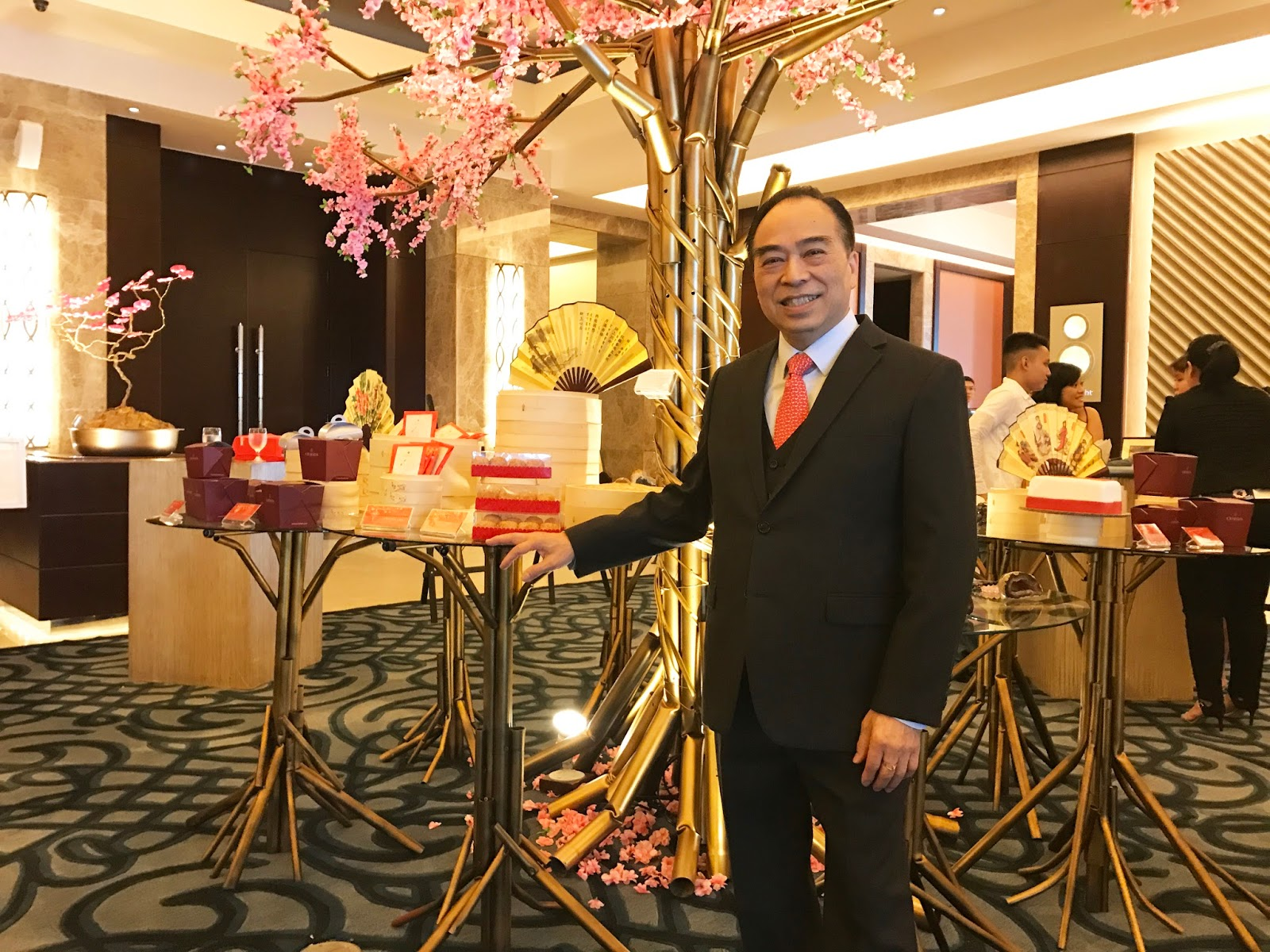 Celebrate Chinese New Year at Crimson Hotel In Filinvest
