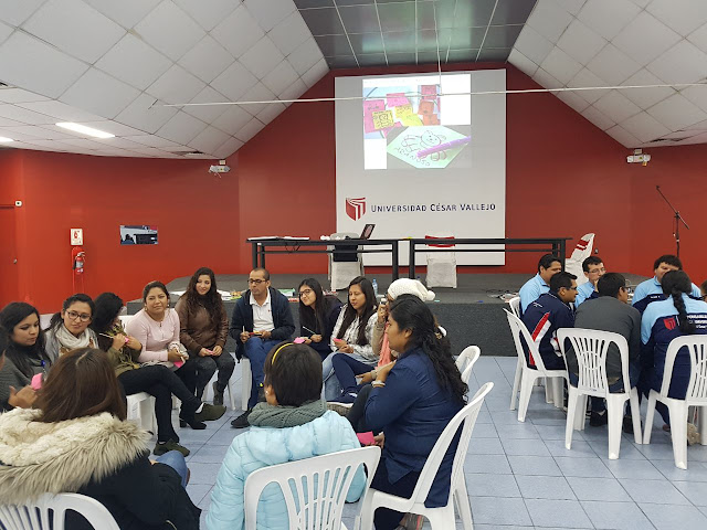 taller tejeredes universidad cesar vallejo