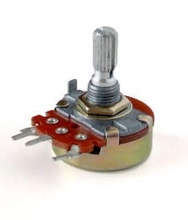 how potentiometer works, application of potentiometer