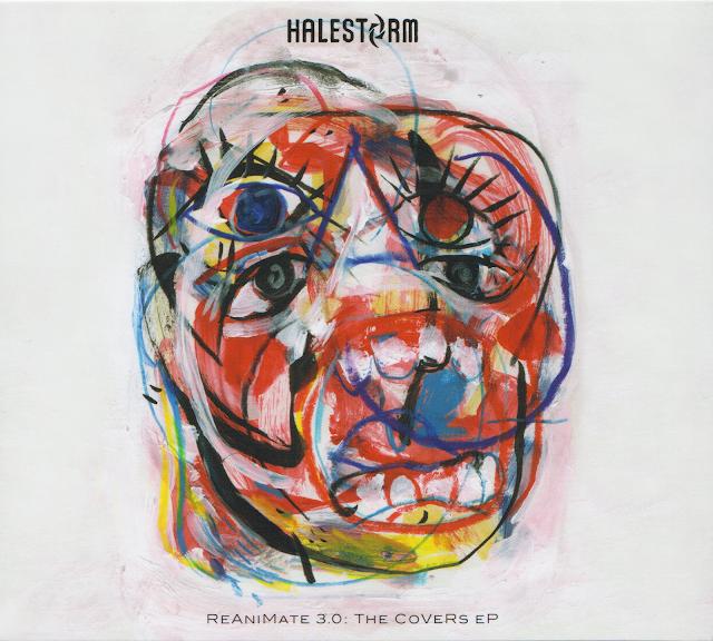 Halestorm Reanimate 3.0 cover