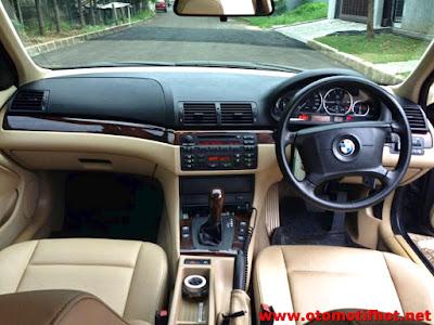 Spesifikasi Interior Lengkap Sedan BMW 318i