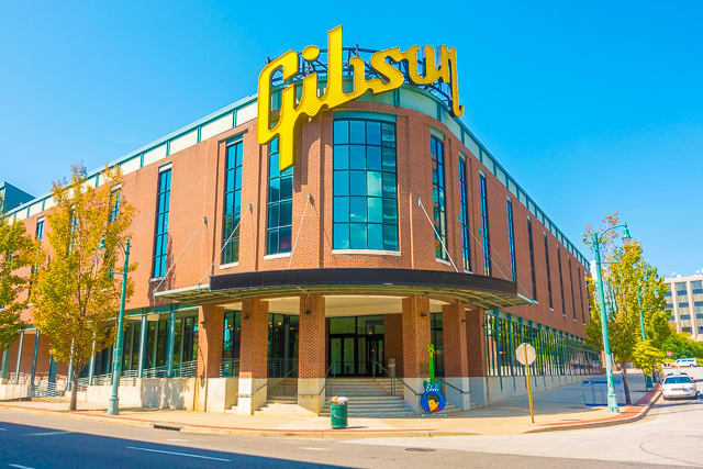 Gibson Guitar Factory - Memphis, TN