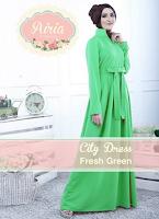 Desain Baju Muslim Pesta Terpopuler
