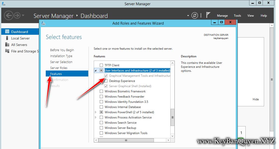 Hướng dẫn hiện My Computer ra Desktop trong Windows Server 2012 R2