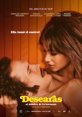 Desearás Al Hombre De Tu Hermana 2017 DVD R4 NTSC Latino