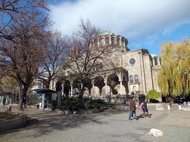 lugares bonitos que ver en Sofia Bulgaria