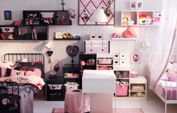 Idea Untuk Entry Hari Ni Sebenarnya Dari Website Ikea Menarik Jugak Dekorasi Sesuai Bilik Yang Terhad Kan