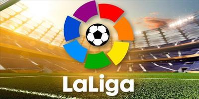 Logo de LaLiga de Espa&antilde;a