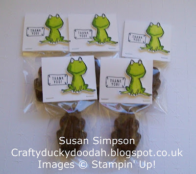 Stampin' Up! UK Independent Demonstrator Susan Simpson, Craftyduckydoodah!, Review of 2016 Part II, Love You Lots, Supplies available 24/7,