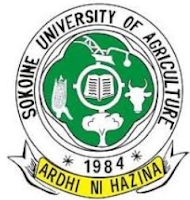 Multiple Jobs at Sokoine University of Agriculture (SUA) December 2018