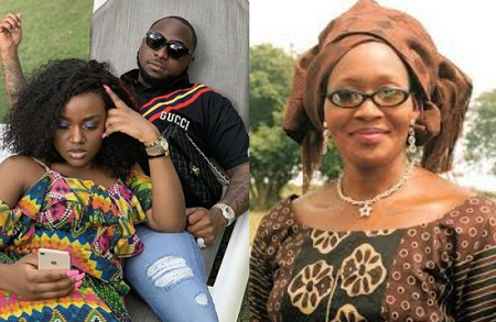 "Kemi Olunloyo Replies Davido After He Called Her ""Rusty P*ssy Old Ass Woman , Says I Don't Have S-x Drive Due To Circumcision"