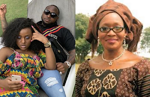 """Kemi Olunloyo Replies Davido After He Called Her """"Rusty P*ssy Old Ass Woman , Says I Don't Have S-x Drive Due To Circumcision"""