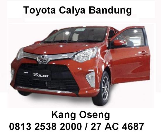 Info Harga Kredit Toyota Calya Bandung Hubungi Kang Oseng  Info TOYOTA CALYA BANDUNG