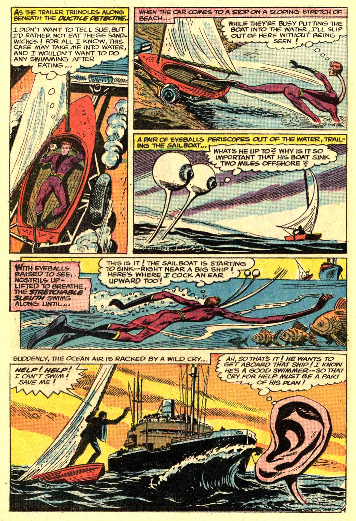 Detective Comics (1937) 364 Page 23