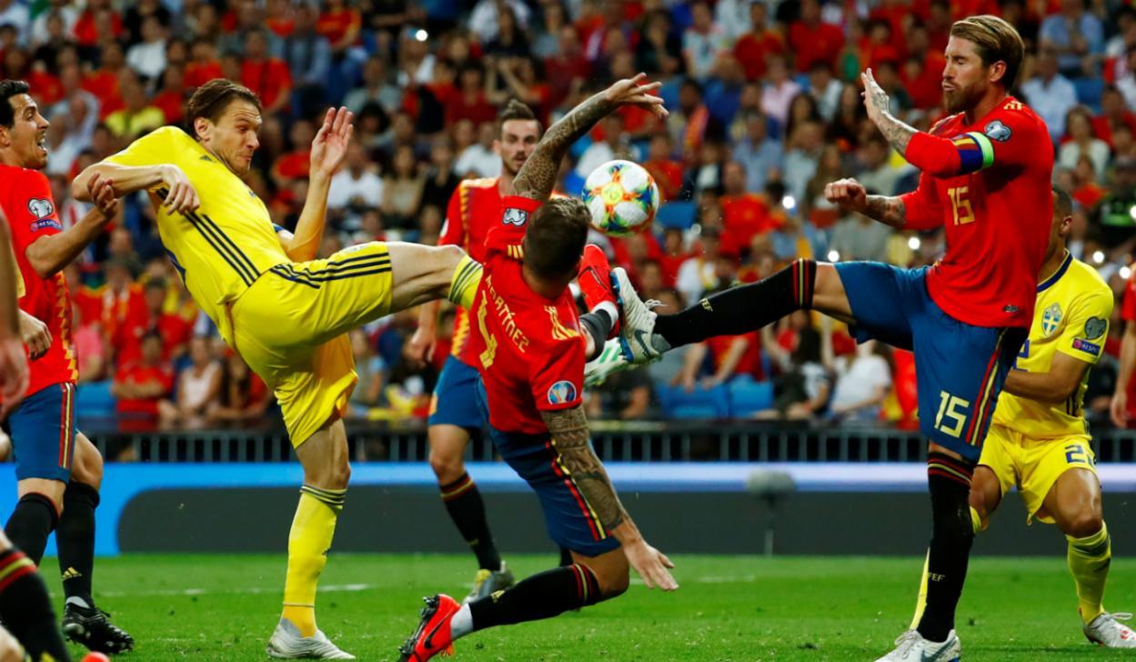 Prediksi Euro Qualification Swedia VS Spanyol 16 Oktober 2019